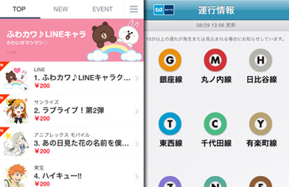 ユーザーを迷わせないスマートフォンアプリのUIとは