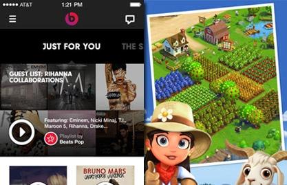 アメリカで人気のスマートフォンアプリ:iPhoneアプリ トップ5