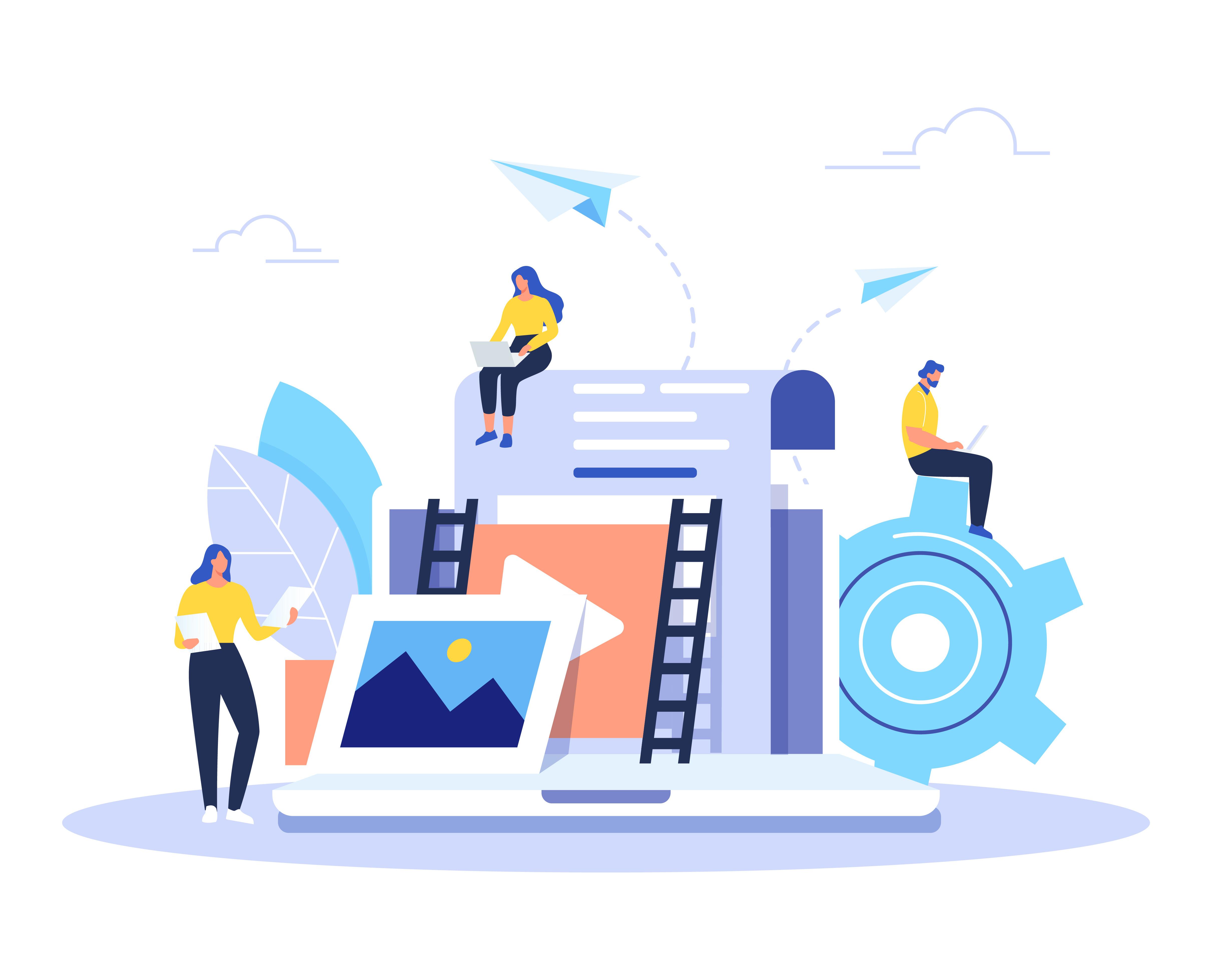 BtoBの中小企業やスタートアップがWebにチャネルを構築するノウハウ