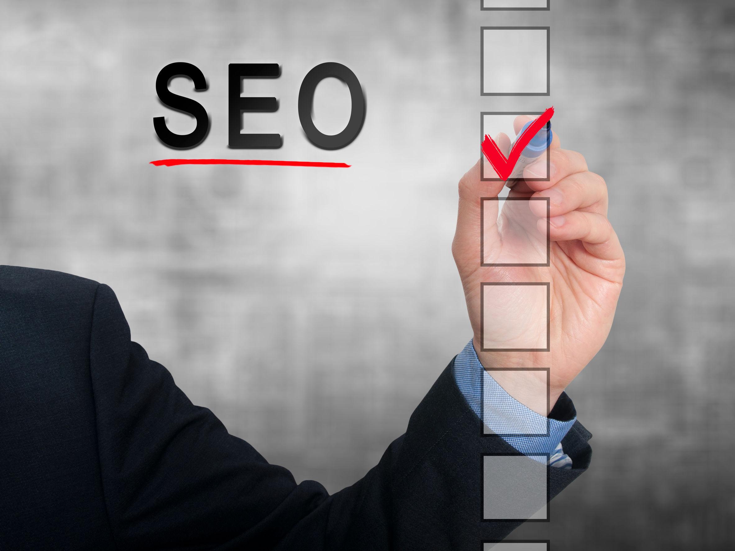 ブログ記事上位表示のためにまずやるべきSEO20のチェックリスト